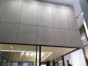 Mdf Platten Betonoptik : fassade mit sichtbeton rollbeton auf mdf platten gefast haus pinterest hausfassade ~ Orissabook.com Haus und Dekorationen