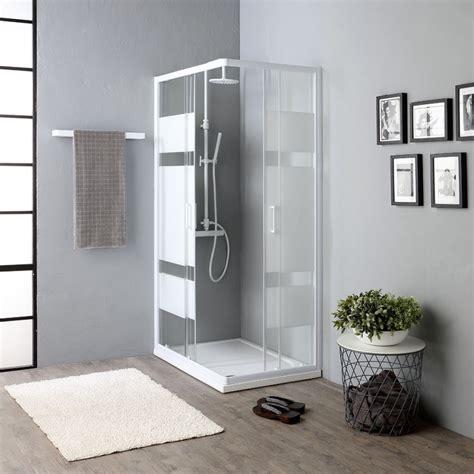 box doccia prezzi 70x90 doccia 70x90 cristallo 4mm serigrafato prezzo economico