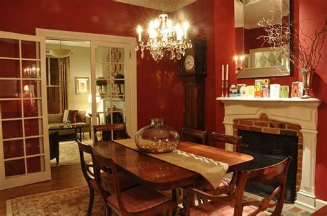 behr red red wine dining room in 2019 dining room
