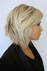 Coupe De Cheveux Femme Dégradé Mi Long : coupes de cheveux mi longs wow ~ Nature-et-papiers.com Idées de Décoration