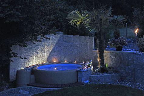 Whirlpool Gestaltung Im Garten by Whirlpool Softub Entspannung Im Eigenen Garten Dank