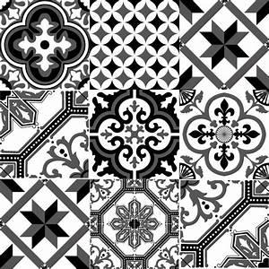 Papier Adhésif Carreaux De Ciment : papier peint carreaux de ciment ginette ~ Premium-room.com Idées de Décoration