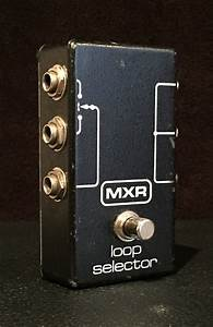 Mxr Vintage Early 80 U0026 39 S Loop Selector Pedal