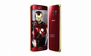Samsung to Release 'Iron Man' Galaxy S6 and Galaxy S6 Edge ...