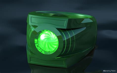 green lantern power ring by jeremymallin on deviantart