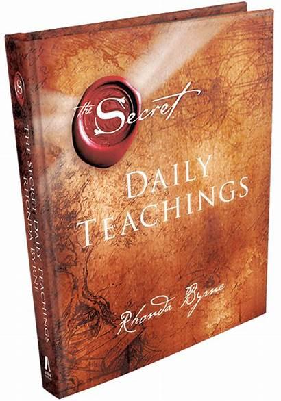 Secret Daily Teachings Languages Tv Thesecret Books