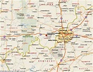 32 Louisville Ky Map - Maps Database Source