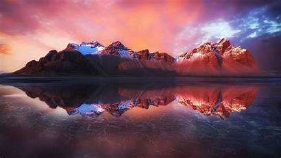 Reflection Mountains Water Wallpapers Resolution Nature 1080p