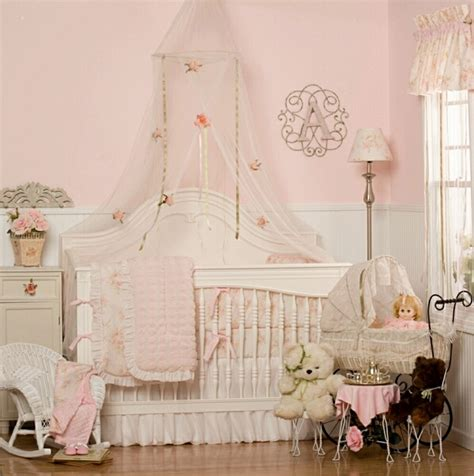 Shabby Chic Nursery Bedding by Color Trends For 2009 Carousel Designs