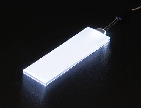 new products small medium and large white led backlight