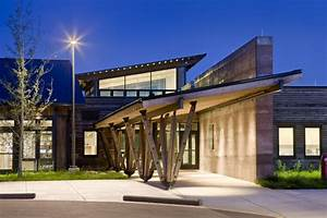 Gallery of Teton County Children's Learning Center / Ward ...