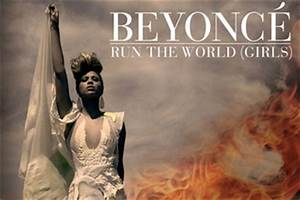 "Beyonce dares to bare on ""Run The World"" video 