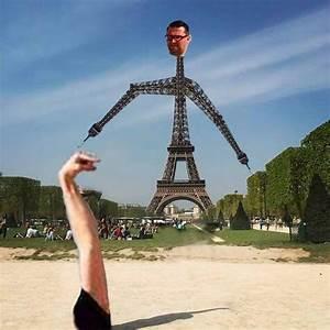 Boutique Gadget Paris : man asks people to photoshop eiffel tower under his finger gets majorly trolled ~ Preciouscoupons.com Idées de Décoration