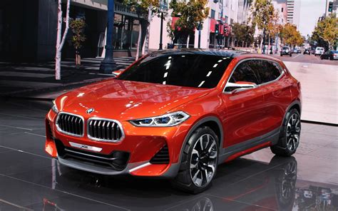 X2 Concept by Bmw X2 Concept Unveiled In The Car Guide