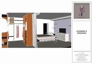Faire Dressing Dans Une Chambre : petits espaces un dressing dans ma chambre ~ Premium-room.com Idées de Décoration