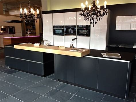 luxusküche luxusküche mit schwarzen fronten luxusküchen