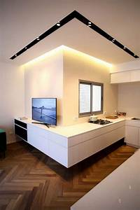 best 25 faux plafond design ideas on pinterest one With chambre bébé design avec fleur lumineuse led