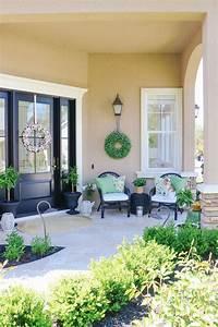 Front, Porch, Summer, Refresh, -, Lemon, Themed