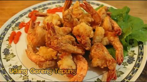 resep udang goreng tepung