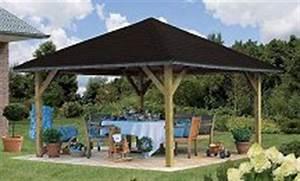 Holzpavillon Selber Bauen : bausatz pavillon ~ Orissabook.com Haus und Dekorationen