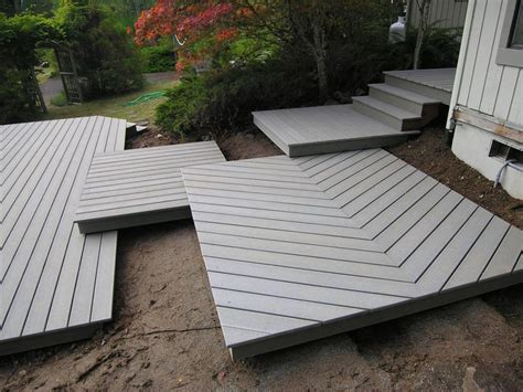 1 X 6 Pt Decking by Types Of Decks To Build For Any Space On Your Property