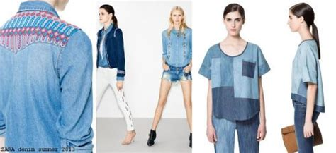 Denim Trends Patchwork Decorated Distressed  Ee  Fashion Ee