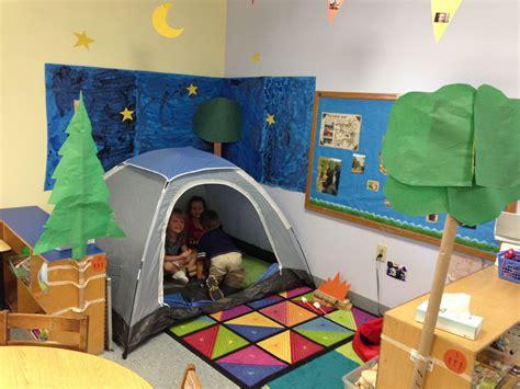 preschool camping theme for classroom i put up a tent 506 | 90b6a36cb67aada41db4401aefdc4d04