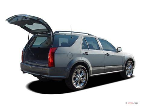 2005 Cadillac Srx 4-door V8 Suv Trunk, Size