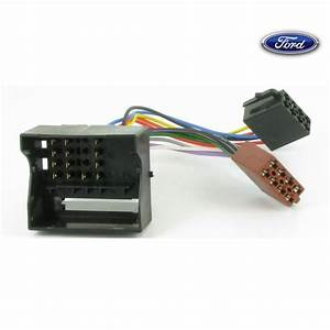 Connects2 Stereo Wiring Harness Adaptor Iso Lead For Ford