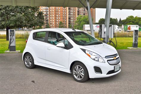 quick spin  chevrolet spark ev page    autos