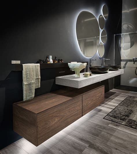Modern Italian Bathroom Design Ideas by Italian Bathroom Furnishing Edon 233 New Material Hpl