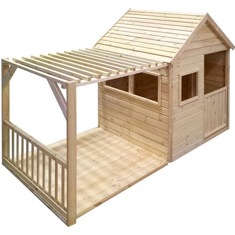 béton ciré sol cuisine cabane enfant margot en bois 2666