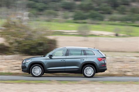 2017 Skoda Kodiaq 20 Tdi 190 4x4 Se L Auto Review Review