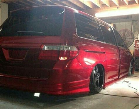 stanced minivan minivans   cool  pinterest