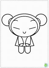 Pucca Coloring Pages Dinokids Books Colouring Popular Library Printable Close Clip sketch template
