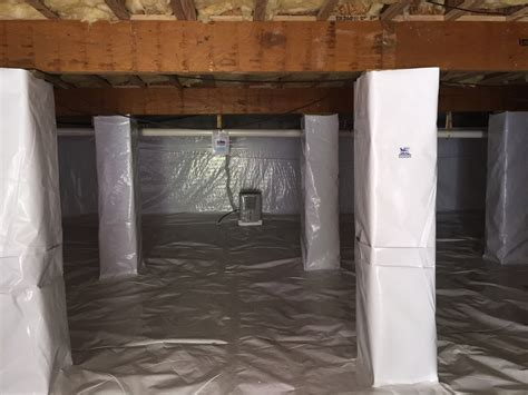 Outdoor Drainage  Crawl Space And Basement Waterproofing