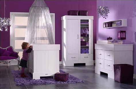 d馗oration chambre ado fille moderne décoration chambre fille violet