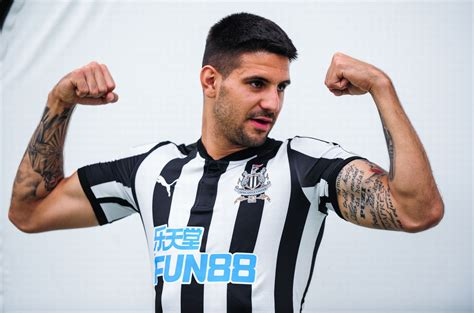 Behind the scenes pictures as Newcastle United take part ...