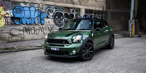 mini paceman cooper  review  caradvice