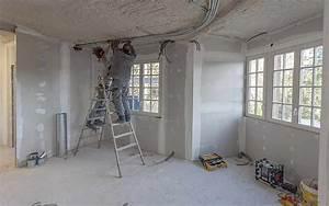Renover Une Maison : r nover sa maison comment d finir l 39 ordre des travaux ~ Nature-et-papiers.com Idées de Décoration