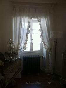 Rideau A Nouette : reportage chez alexandra le grenier d 39 alice ~ Teatrodelosmanantiales.com Idées de Décoration