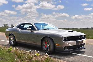 VIDEO: Dodge's Challenger SRT Hellcat - Not The Demon, But ...