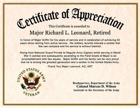 customizable certificates certificate templates