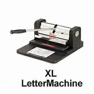 low prices on ellison xl lettermachine supplies With ellison letter machine