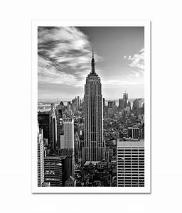 New York Poster : empire state building black and white new york art photo print poster ny poster inc ~ Orissabook.com Haus und Dekorationen