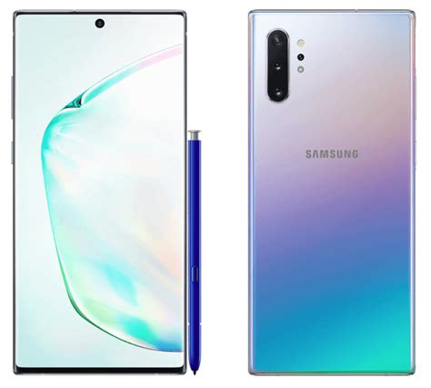 samsung galaxy note 10 and note 10 plus purported leak cnet