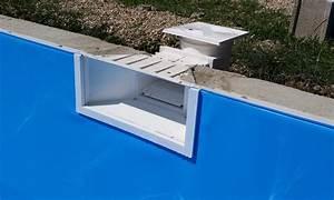 Skimmer piscine