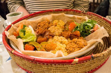 cuisine ethiopienne gastronomie ethiopie