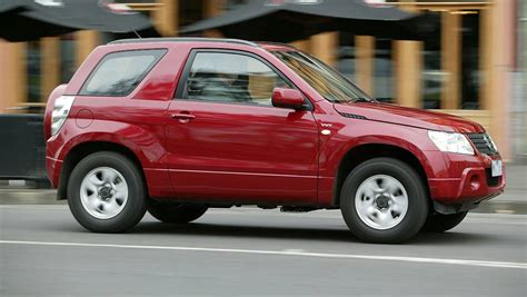 Suzuki Grand by Suzuki Grand Vitara Used Review 2008 2012 Carsguide
