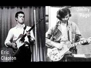 Eric Clapton & Jimmy Page - Miles road (1965) (Audio only ...
